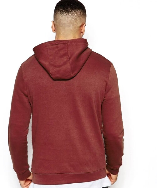 Red Hoodie Men's Sharkers®