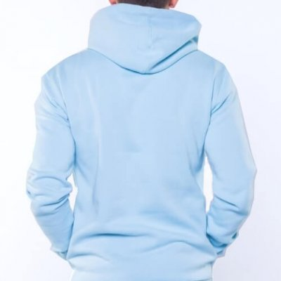 Light Blue Hoodie Mens Sharkers®